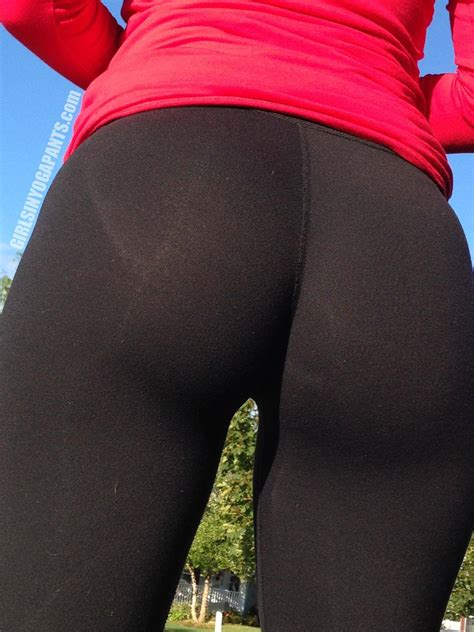 WITH LOVE, FROM THE COUGAR : Girls In Yoga Pants