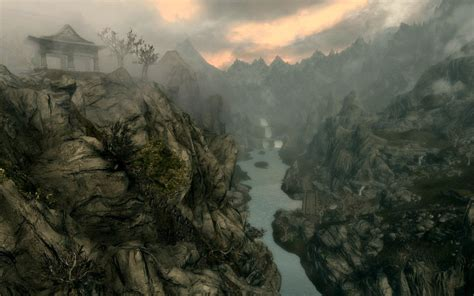 The Reach will always be my favorite hold : skyrim