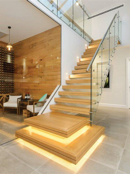 Floating Staircase Floating Stairs   Demax Arch