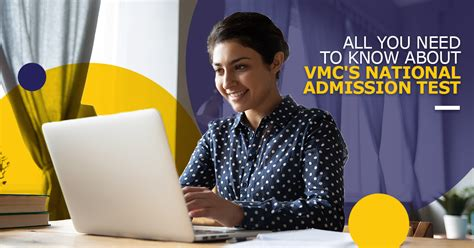 THE STEPPING STONE FOR FUTURE : VMC NATIONAL ADMISSION
