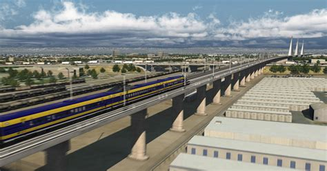 California's bullet train project ready to break ground
