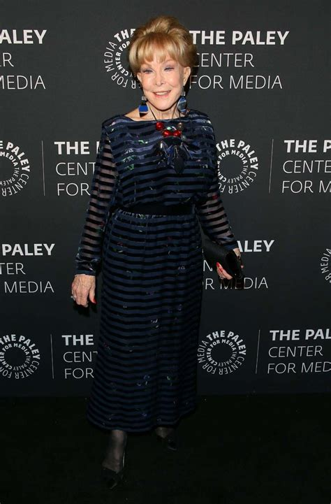 'I Dream of Jeannie' Star Barbara Eden, 88, Showed up at a