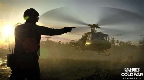 How Call Of Duty: Warzone Interacts With Black Ops Cold