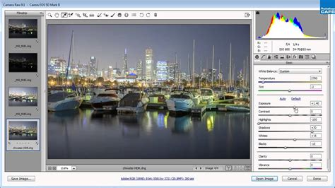 HDR in Adobe Camera Raw   PhotoshopCAFE tutorial by Colin
