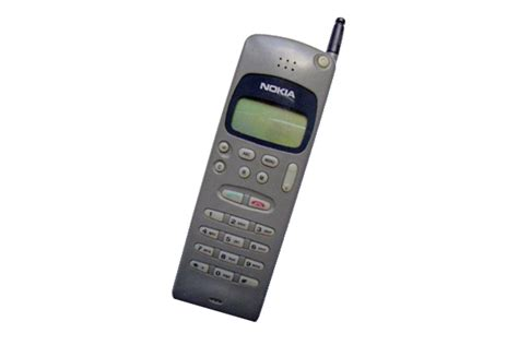 The first ever cellphones sold in South Africa