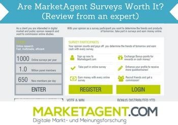 Are MarketAgent Surveys Worth It? (Review From an Expert)