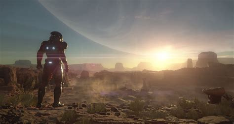 Mass Effect Andromeda Main Character Will Have The Same