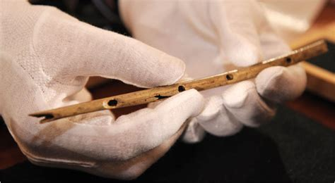 Stone Age Flutes Found in Germany Offer Clues to Early
