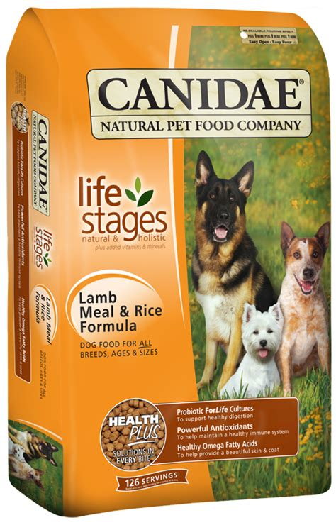 Canidae Dog Food Reviews & Expert's Top Choices For (2018)