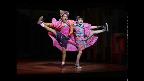 Billy Elliot The Musical at Victoria Palace Theatre London