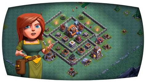 MAXED OUT BAUARBEITERBASIS | Clash of Clans Update - YouTube