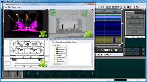 Enabling the 3D Visualizer Capture in VenueMagic - YouTube