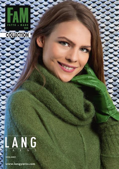 Lang Yarns - Fatto a Mano 224 Collection by Woolmarket - Issuu