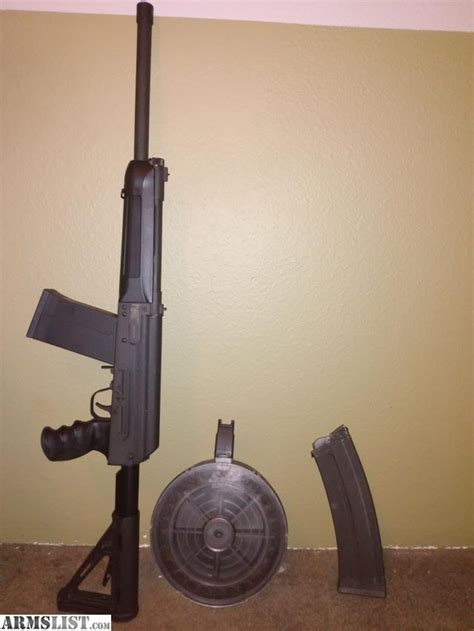 ARMSLIST - For Sale: SDS LYNX 12 with extras